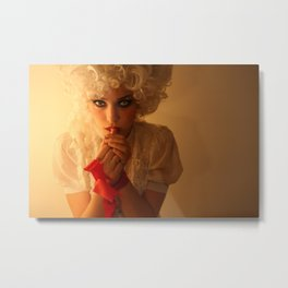 Off With Her Head (1) Metal Print