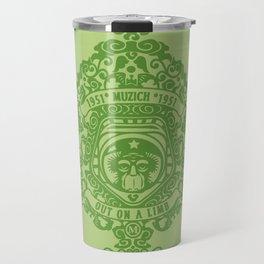 Monkey On a Limb Travel Mug