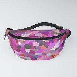 Confetti Magenta Mind Fanny Pack
