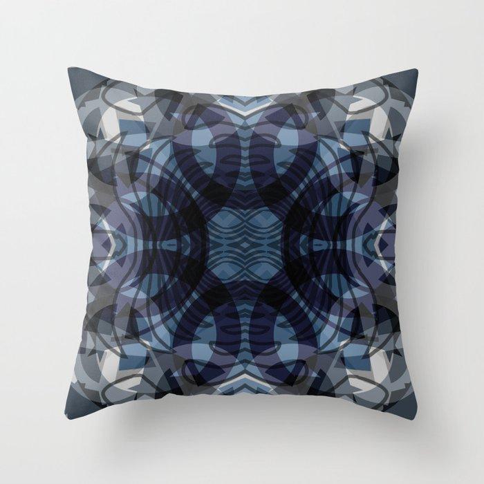 Oceanic Bliss Throw Pillow