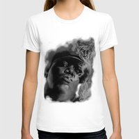 tupac T-shirts featuring It Was All A Dream... by Claras Blackbook