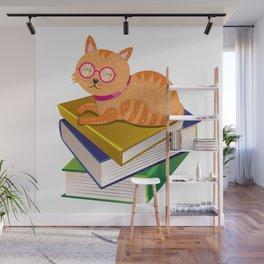 Cat Cat Lover Feline House Cat Gift Wall Mural