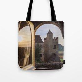 Castle Views Tote Bag