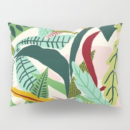 Naive Nature Pillow Sham