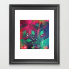 flyypyth Framed Art Print