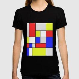 Mondrian #25 T-shirt