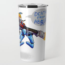 Death From Above! Travel Mug