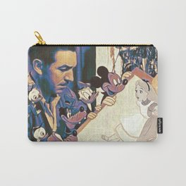 Escape From Wonderland Carry-All Pouch