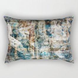 Torn Posters 1 Rectangular Pillow