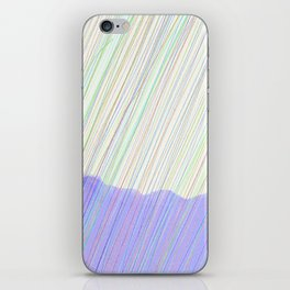 Sleet Hills iPhone Skin
