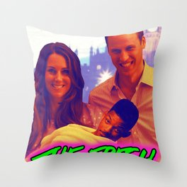 The Fresh Prince Throw Pillow