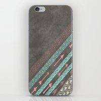 arizona iPhone & iPod Skins featuring Arizona by EverMore