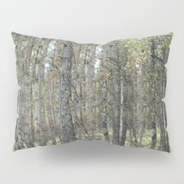 The Sound of the Trees Pillow Sham