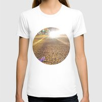 vancouver T-shirts featuring Dunsmuir Vancouver by RMK Photography