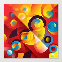 Cosmogony #04 Canvas Print