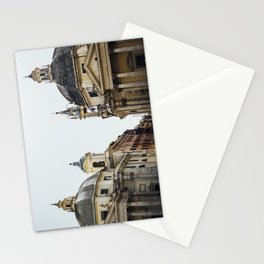 Piazza Del Popolo Rome Stationery Cards