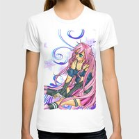 vocaloid T-shirts featuring IA(fanart) by jannaj