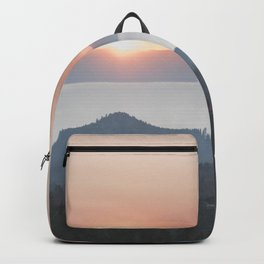 Mountain Top View Backpack