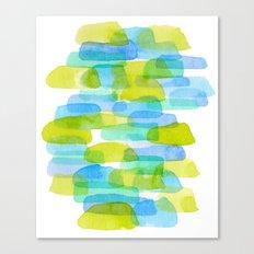 Watercolor 001 Canvas Print