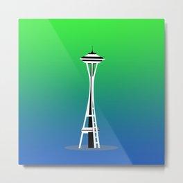 Seattle City Metal Print