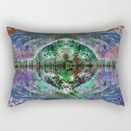 NO MAN IS AN ISLAND Rectangular Pillow