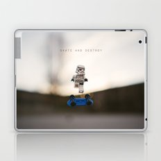 Skate and Destroy Laptop & iPad Skin