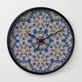 Lilly Pad Dreams Wall Clock