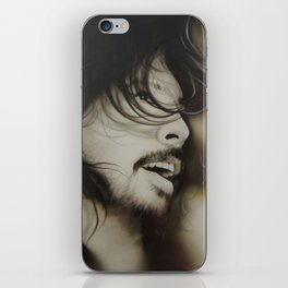 D. Grohl iPhone Skin