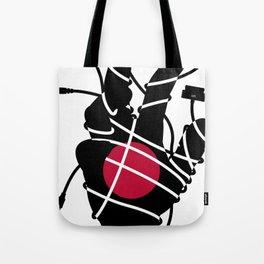 Japanese Culture Shock Tote Bag