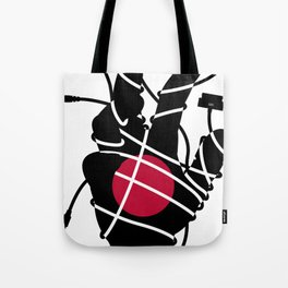 Japanese Culture Shock Tote Bag