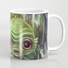 Baby Creature from the Black Lagoon Coffee Mug