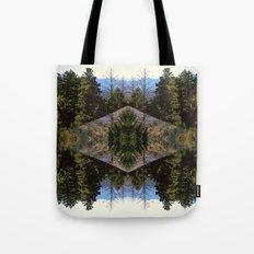 quatriflora Tote Bag