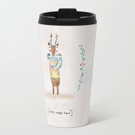 insert magic here Travel Mug