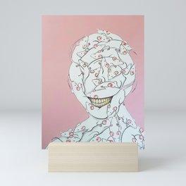 The Distractor Mini Art Print