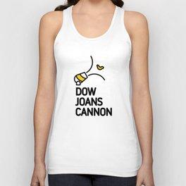 Dow Joans Cannon Unisex Tank Top