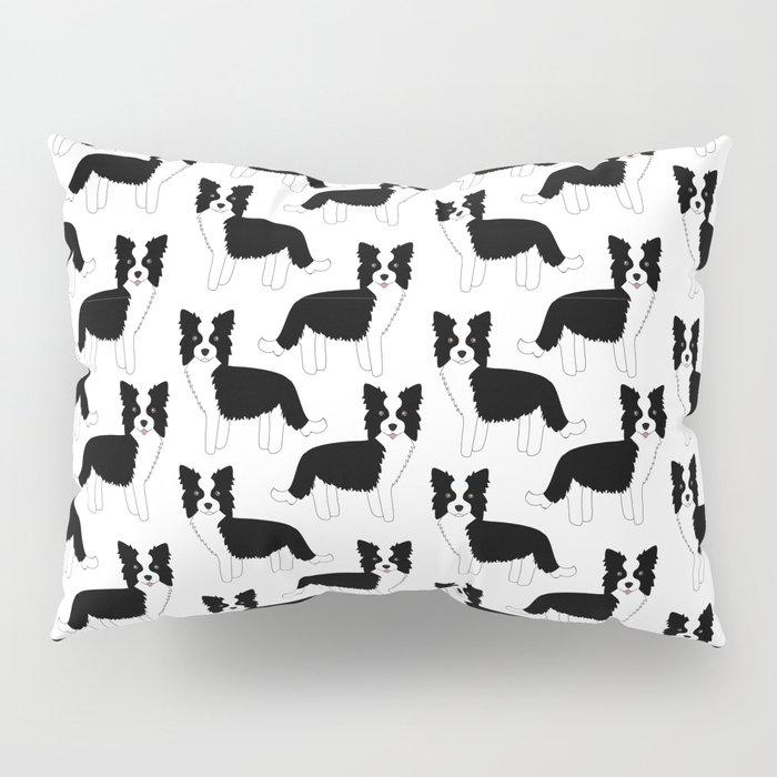 I love my Border Collie Pillow Sham