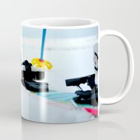ski Mugs featuring Ski View by americansummers