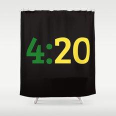 Oakland 420 Shower Curtain