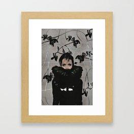 Avant Garden Framed Art Print