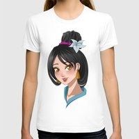 mulan T-shirts featuring [Mulan] Bride by Underground Cities