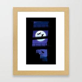Last Samurai Framed Art Print