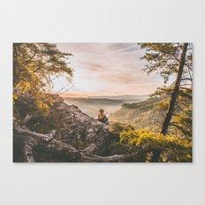 Starr Mountain Canvas Print
