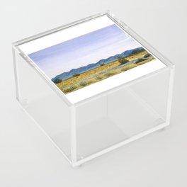 I-10, Mojave Desert Acrylic Box