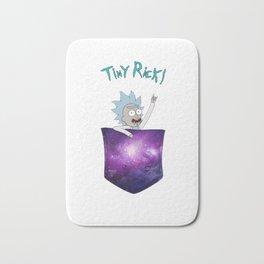 Tiny Rick Bath Mat