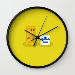 Not The Droids You're Looking For?... Wall Clock