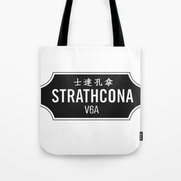 Strathcona Tote Bag