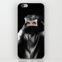 Can you see the real me iPhone Skin