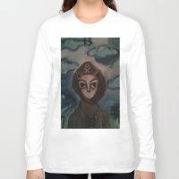 tarot Long Sleeve T-shirts featuring Death/Tarot by Kathead Tarot/David Rivera