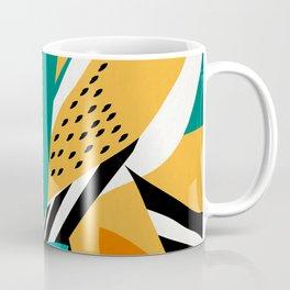 Jungle Abstract Coffee Mug