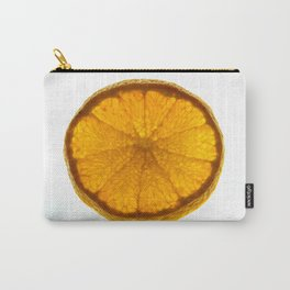 Tangerine Carry-All Pouch